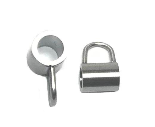 Stainless steel part for round leather SSP-54-4MM