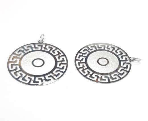 Stainless steel earing SSP-540-31MM-STEEL