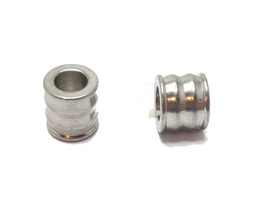 Stainless steel part for leather SSP-59 - 6mm