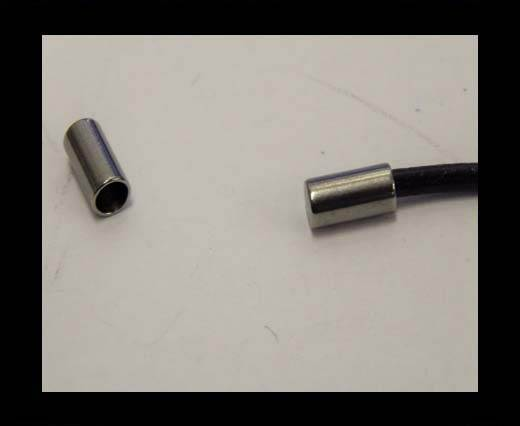 Stainless steel part for leather SSP-602-2.5mm-Steel