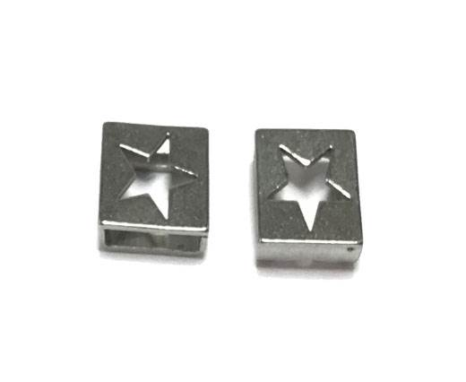Stainless steel part for leather SSP-604-12*3mm