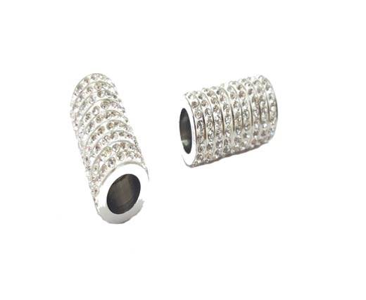 Stainless steel part for leather SSP-616-7mm