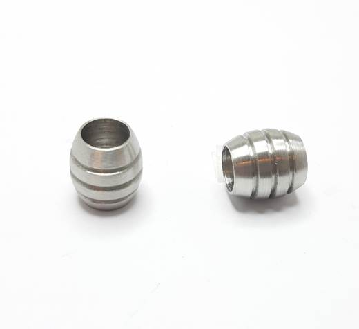 Stainless steel part for leather SSP-622-6mm