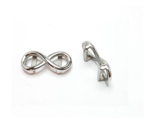 Stainless steel part for leather SSP-634-10*3mm