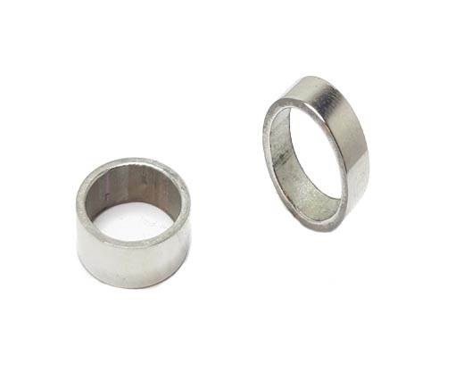 Stainless steel part for leather SSP-638-12*4mm
