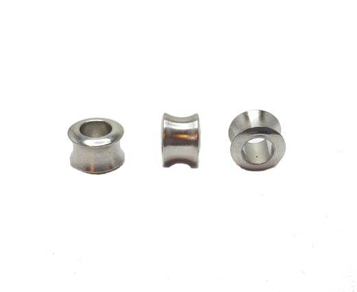 Stainless steel part for leather SSP-63-6mm