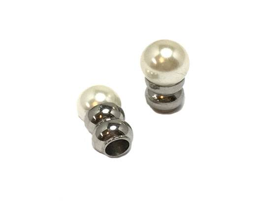 Stainless steel end cap SSP-645-5mm-Steel