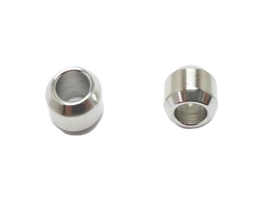 Stainless steel part for leather SSP-64-6mm