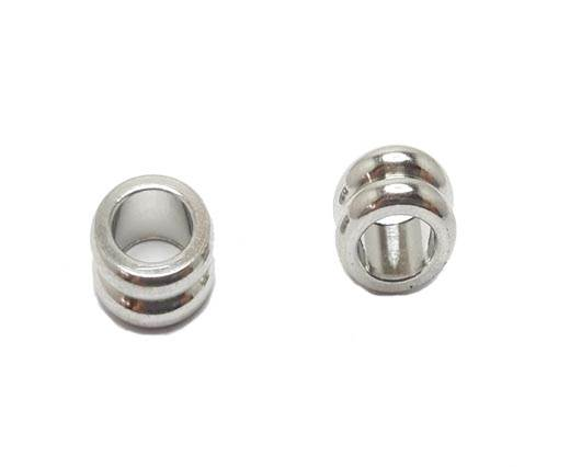 Stainless steel part for leather SSP-66-6mm