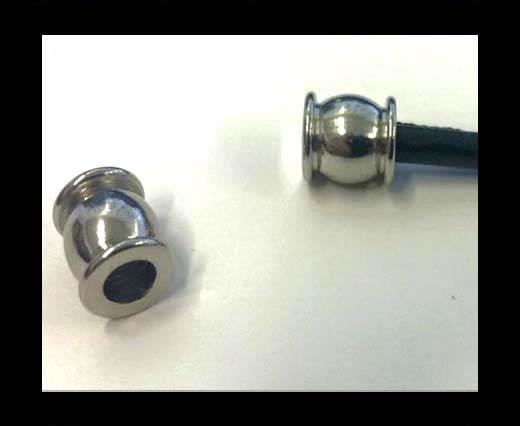 Stainless steel end cap SSP-672-5mm-Steel