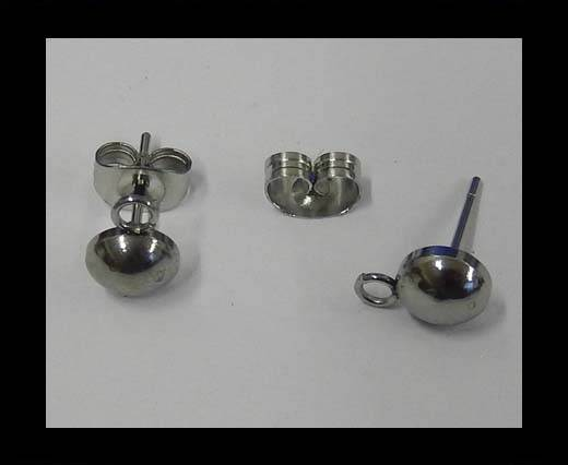 Stainless steel earing SSP-674-5mm-Steel