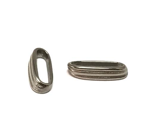 Stainless steel part for leather SSP-701-12*3mm-Steel