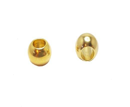 Stainless steel part for leather SSP-70-Gold