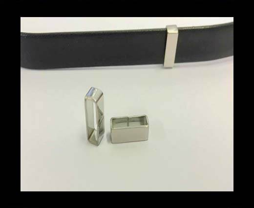 Stainless steel part for leather SSP-713-10mm-Steel