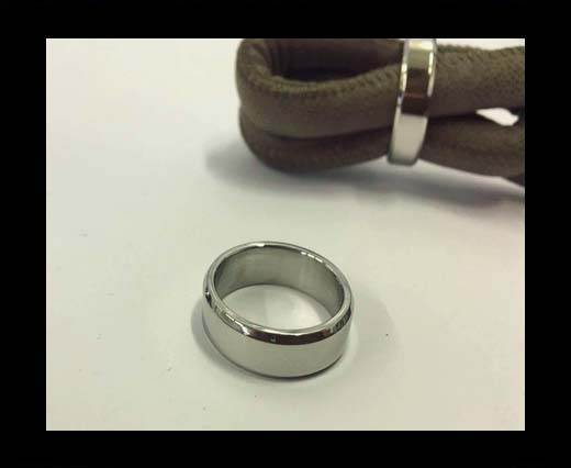 Stainless steel ring SSP-744-22*6mm-Steel