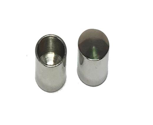 Stainless steel end cap SSP 755 10,5mm Steel