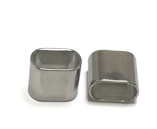 Stainless steel end caps SSP-75 - 9 -BY-4.5mm
