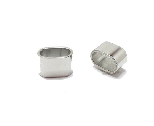 Stainless steel part for leather SSP 789 11*6mm