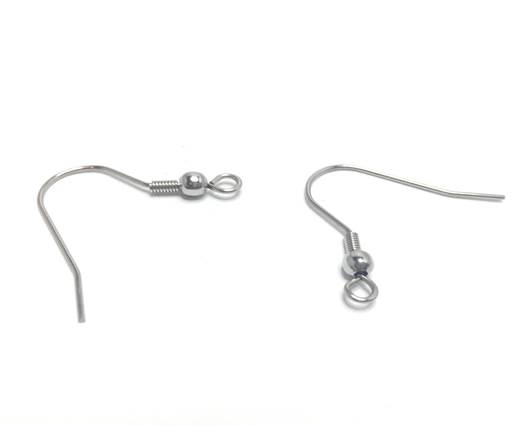 Stainless steel earing SSP-86-0.7mm-Gold