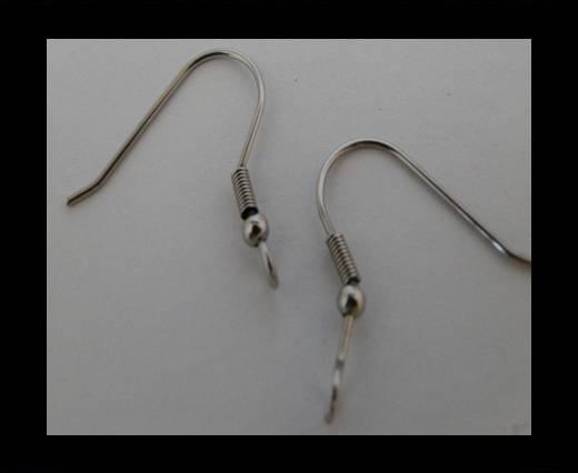 Stainless steel earing SSP-86