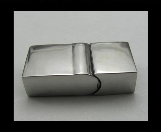 Stainless Steel Magnetic clasps - MGST-30