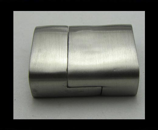 Stainless Steel Magnetic clasps - MGST-23