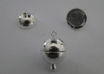 Stainless steel magnetic clasp MGST 20-14mm