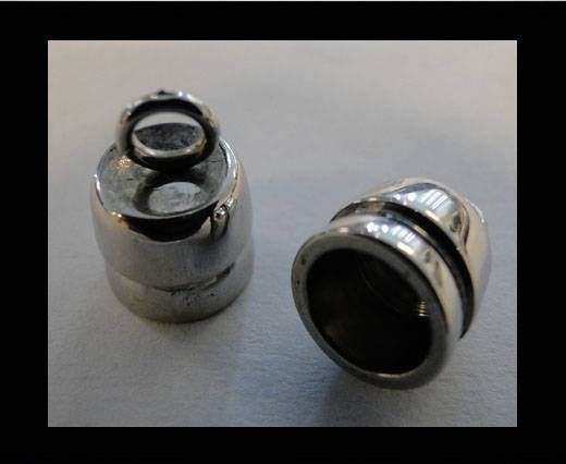 Stainless steel end cap SSP-42