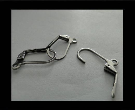 Stainless steel earing SSP-30