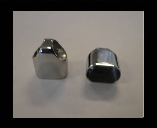 Stainless steel end caps SSP-49-14*4,8MM