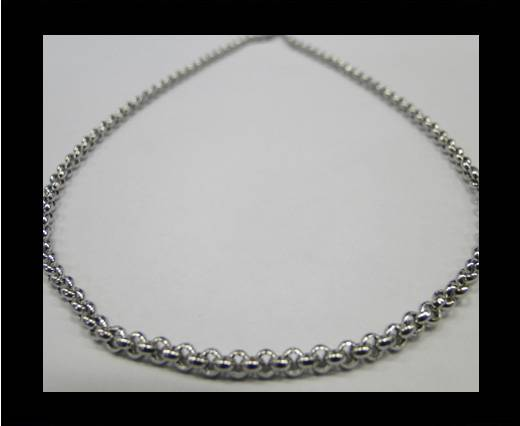 Stainless Steel Chains Number 12