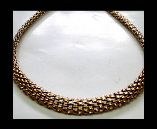 Buy Steel Chain Item 2 Rose Gold at wholesale prices