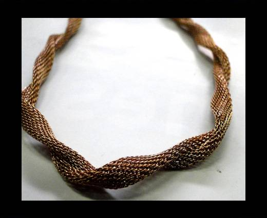 Buy Steel Chain Item 3 Rose Gold at wholesale prices