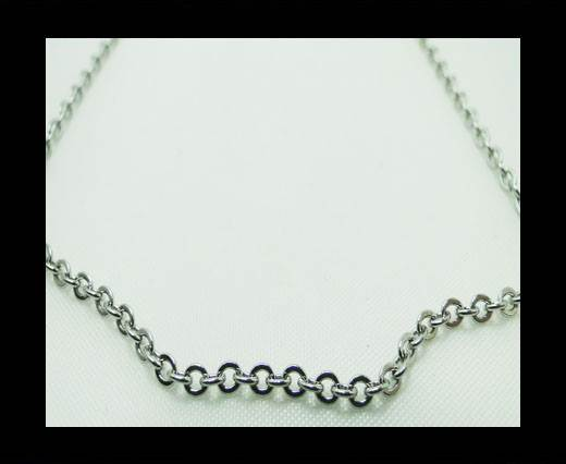 Steel chain item number-28-steel