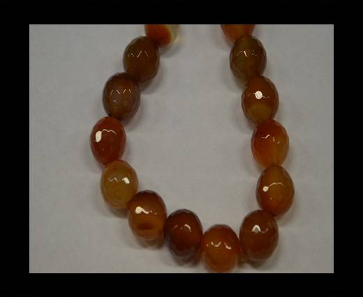 Stones item 3 - 14 mm Orange