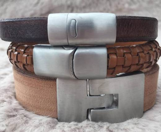 Leather cord bracelets style-2