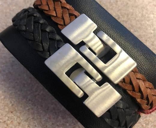 Leather cord bracelets style-3