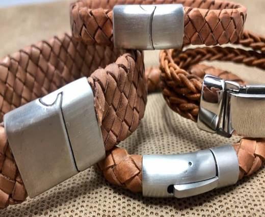 Leather cord bracelets style-4