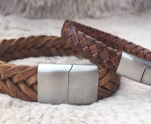 Leather cord bracelets style-5