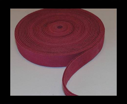Buy Suede Cords-15mm-SE-CS-09-Pink at wholesale prices