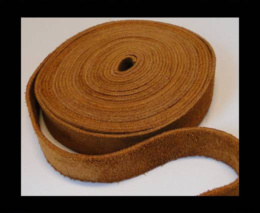 Buy Suede Cords-15mm-SE-CS-19-Terracotta at wholesale prices