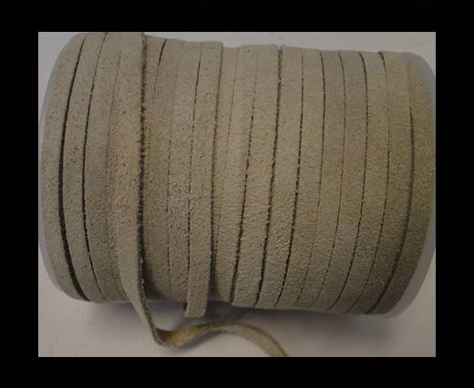 Buy Suede Cords-4mm-SE-CS-01-Off White at wholesale prices