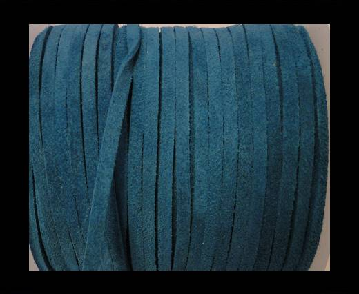 Buy Suede Cords-4mm-SE-CS-20-Turquoise at wholesale prices