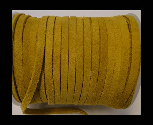 Buy Suede Cords-5mm-SE-CS-11-Yellow at wholesale prices