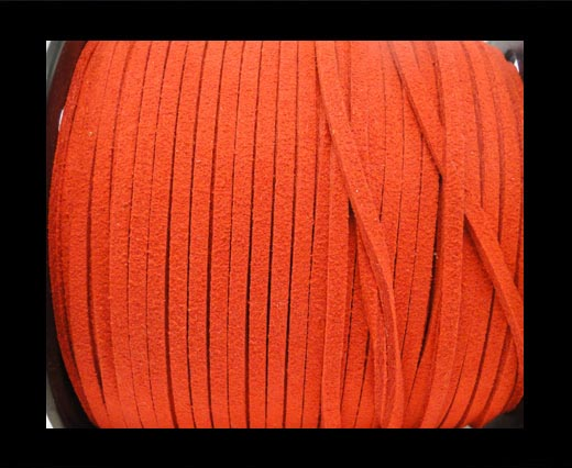 Suede Cords-3mm-Red
