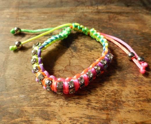 SummerBracelet01 - Multicolor
