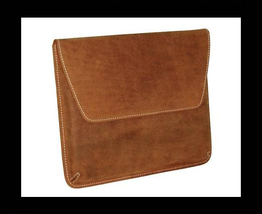 SUNS-2227-Genuine Leather I-pad Cover
