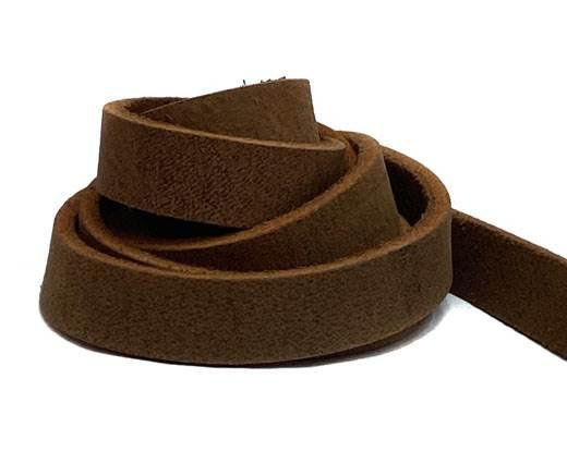 Pull-up Leather-Vetleder-Fettleder-TAN-15mm