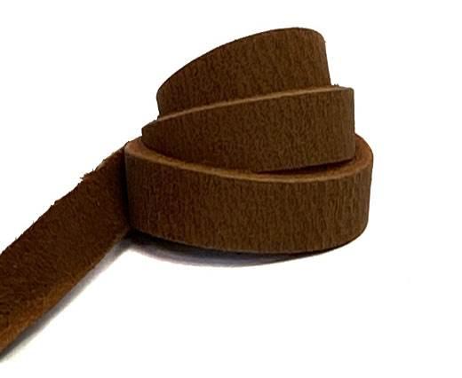 Pull-up Leather-Vetleder-Fettleder-TAN-10mm