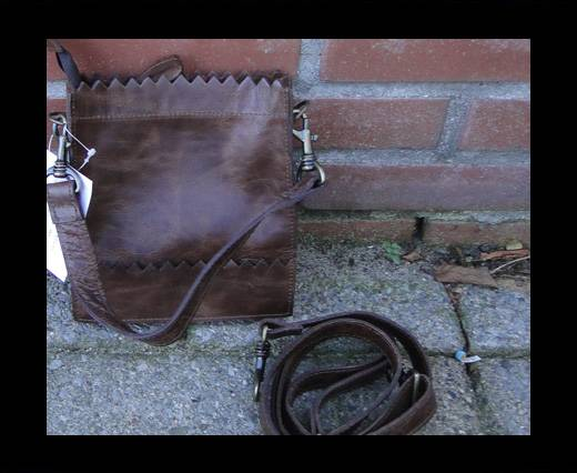 Vintage Leather Mercury Series Bag-SUN-20505-Distressed Oily Bro